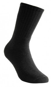 WOOLPOWER Socken - SOCKS 400 - Gr. 36-39 - Black